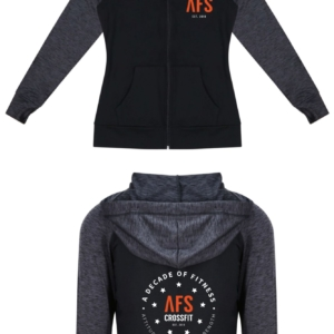 AFS Womens Zip up Jacket